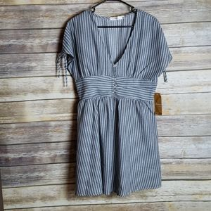 Andree by Unit Striped Dress Size L